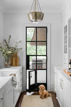 Estilo California, Ikea, Interior Desing, Interior Ideas, Dog Rooms, No Plastic, Farmhouse Plans, Creative Home, Creative Ideas