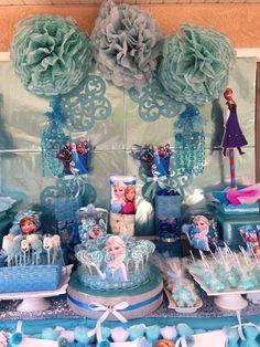 Disney Frozen Birthday Party Ideas | Photo 2 of 10