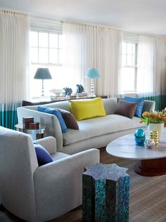 Color Scheme living room | 26 Amazing Living Room Color Schemes
