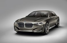 BMW Vision Future Luxury Concept: 2014 Beijing Auto Show