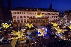 Wiesbadener Sternschnuppenmarkt - Weihnachten 2016