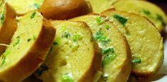 Savaitgalio nuodėmė – sūrio duona