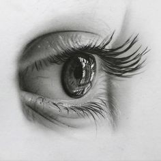 NEW Detailed & Realistic Eye Drawings Carousel Tutorial. Want to start Sketching, Drawing, and Creating? **Tap the image and get yourself a brand NEW Drawing Set. Realistic Pencil Drawings, Pencil Art Drawings, Drawing Sketches, My Drawings, Sketching, Eye Sketch, 1 Tattoo, Eye Photography, Eye Art