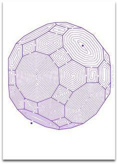 Pattern Mazes