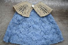 Ravelry: Snæfell dress pattern by winterludes dolls