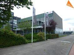Renovatie kantoorgebouw Hoogvliet Rotterdam - bestaande situatie