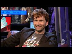 Oh No They Didn't! - click through for video of David Tennant on Attack of the Show (greatest interview ever!)