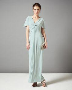 Bridesmaid Dresses | Blue Claudia Maxi Dress | Phase Eight