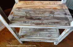 LittleMissMaggie: Paris Cart