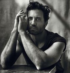 Edgar Ramirez   by Norman Jean Roy (for Vogue magazine)