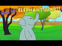 English Corner Time: Can an Elephant Jump? - by ELF Learning http://englishcornertime.blogspot.com