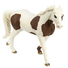 American Paint Stallion Winner's Circle Horses Figure Safari Ltd - Radar Toys