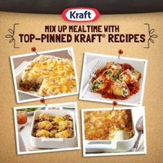 Enter to win a $25 Walmart Gift Card from Kraft! 13 Winners! Plus check out the most pinned Kraft Recipes!