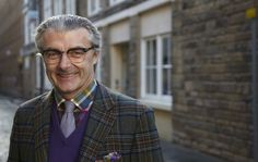Read what Eric Musgrave of Drapers thinks of Scottish Textiles in this online feature here