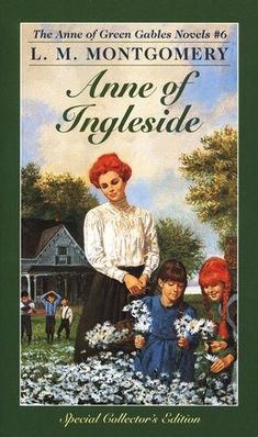 Anne of Ingleside by L.M. Montgomery: I will make a little pause now, mostly because even if Anne is the most important character for me, Montgomery switched her attentions on her and Gilbert children, that I find not so fascinating I must admit, maybe in a bit of time, when I will miss her terribly, I will read the other 3 books.