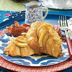 Indulge in Our Best French Toast  | Overnight Apple French Toast | MyRecipes.com