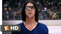 "The Hanson Brothers ""Slap Shot"" were a great character sketch based on real life minor league hockey players' exploits We Movie, Movie Gifs, Movie Quotes, Swoosie Kurtz, Michael Ontkean, George Roy Hill, Hanson Brothers, Slap Shot, Best Clips"