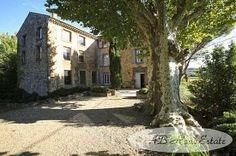 Béziers - Wunderschöne alte Wassermühle aus dem 17./18. JH, vollständig renoviert zu verkaufen