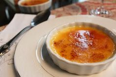 Fat and Happy Blog: Ginger Cardamom Creme Brulee
