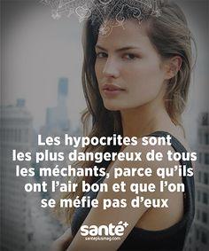#Citations #vie #amour #couple #amitié #bonheur #paix #Prenezsoindevous sur: www.santeplusmag.com Les Hypocrites, Hypocrite Quotes, Story Quotes, Mood Quotes, Life Quotes, Quotes Quotes, Popular Quotes, Best Quotes, Positive Attitude