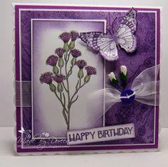 Chocolate Baroque Design Team: Happy Birthday by Doreen