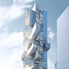 """""""A new typology in vertical living?"""""""