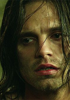 Sebastian Stan - Winter Soldier - the realization...