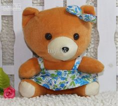 skirt bear doll toy
