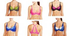 Pretty Essentials Convertible Racerback Demi Bras Just $2.50/Each At Walmart!