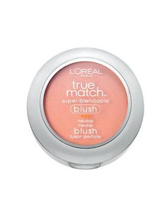 "Best Budget Makeup ""L'Oreal Paris True Match Blush"" – Find the Best Makeup for Any Budget - ELLE"