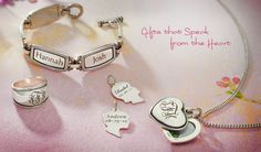 Engravable Gifts for Mom #jamesavery #jewelry