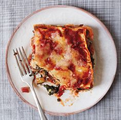 Swiss-Chard Lasagna