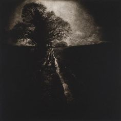 """Absence"" Mezzotint engraving 16"" X 16""  (Ed. 30.)  Now on display at the Royal Academy of Arts Summer Exhibition.  Room VII"