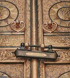 The #Kabah door #mecca