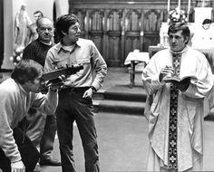 The Exorcist (1973). William Friedkin Cinematography: Owen Roizman Photo by: Josh Weiner #Oscars #Platinum #SableFilms