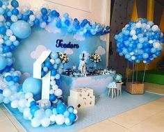 Being a baby shower hostess doesn't have to be stressful! Relax, put your feet up, and get ready to host the cutest baby shower party ever! By the time you are done here, you will have all of the tools… Continue Reading → Deco Baby Shower, Cute Baby Shower Ideas, Baby Shower Balloons, Shower Party, Baby Shower Parties, Baby Shower Themes, Baby Shower Decorations, Shower Games, Boy Shower
