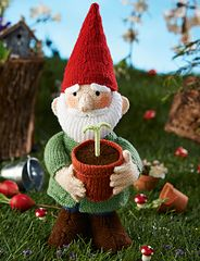 Ravelry: Green Fingers Gnome pattern by Alan Dart