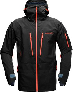 Norrona lofoten Gore-Tex Pro Jacket for men Best Ski Jacket, Lofoten, Gore Tex, Outdoor Outfit, Motorcycle Jacket, Skiing, Sportswear, Outdoor Clothing, Caviar