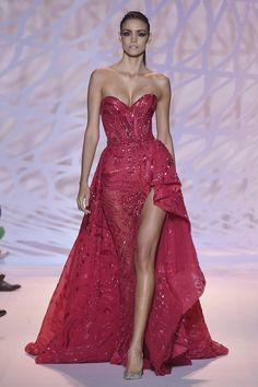 Fall Couture Zuhair Murad 2014 Paris Collection