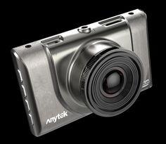 Anytek A100+ Mini 3.0 Car DVR  Novatek 96650 1080P 170 Wide Angle WDR Parking Monitor Night Vision Car Recorder Camera dash cam