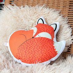 Rusty The Fox Cushion