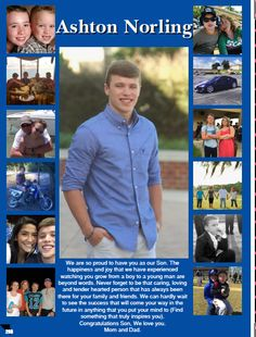 83 best senior ads images in 2018 graduation ideas yearbook pages