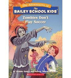 Product : Zombies Don't Play Soccer