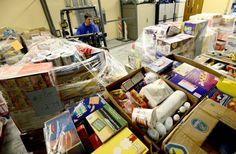 Lafayettes Flatirons Community Church sets food drive record with 122-ton haul