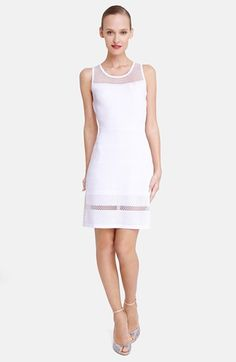 Catherine Catherine Malandrino 'Beau' Knit Dress available at #Nordstrom