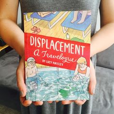 Great New Book | The funny, touching graphic novel Displacement, by illustrator Lucy Knisley | A Cup of Jo