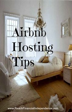 I am a huge fan of Airbnb, the website that allows you to rent out your room to travelers, for a night, a week or a month. I like the flexibility it offers, and the extra income of course!