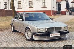 Classic Car News Pics And Videos From Around The World Jaguar X300, True Car, Ac Schnitzer, Jaguar Daimler, Xjr, Classic Mercedes, Thing 1, E Type, Old Cars
