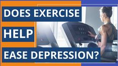 Does Exercise Help Ease Depression Do Exercise, Depression, Health, Youtube, Health Care, Salud, Youtubers, Youtube Movies