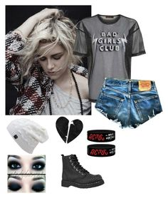 """""""I'm heading straight for the castle, they want to make me their queen"""" by deadgirl2140 ❤ liked on Polyvore featuring Chanel, Topshop and T.U.K."""